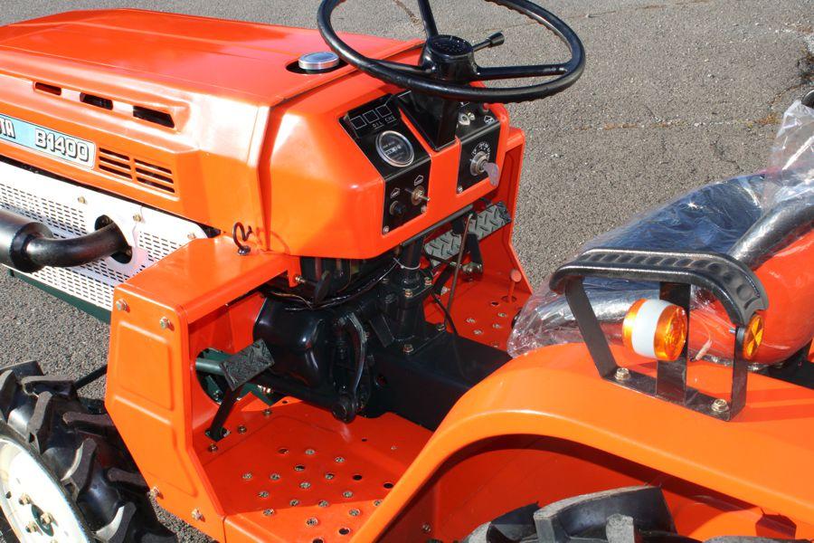 Ersatzteilliste Kubota B 1400 Traktor Schlepper